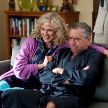 Robert De Niro e Blythe Danner sono i coniugi Byrnes nella commedia Vi presento i nostri