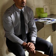 Shemar Moore nell'episodio 25 to Life di Criminal Minds