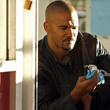 Shemar Moore nell'episodio The Thirteenth Step di Criminal Minds