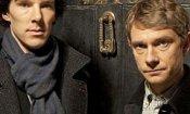 Sherlock e Undercovers: da febbraio su Joi