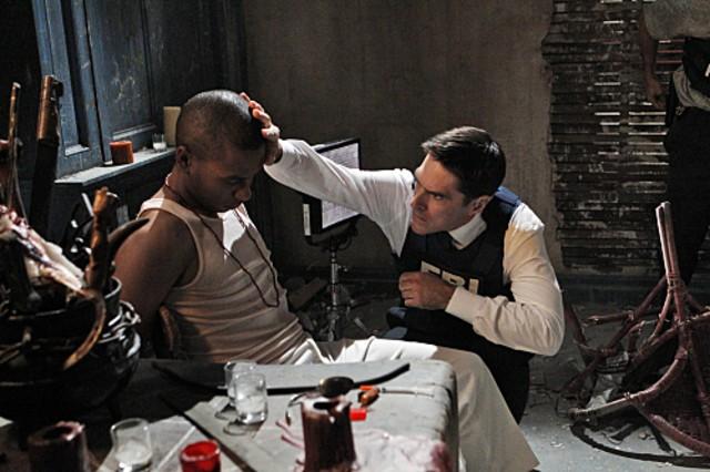 Thomas Gibson Nell Episodio Corazon Di Criminal Minds 189027