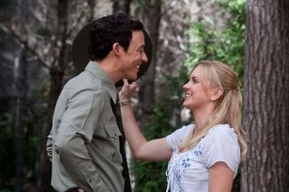 Tom Cavanagh e Anna Faris, innamorati nel film Yogi Bear 3D