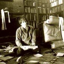 Antonio Lo Presti nel cortometraggio Uomo di carta di Massimo Coglitore
