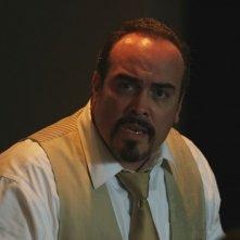 David Zayas in un'immagine del film Skyline