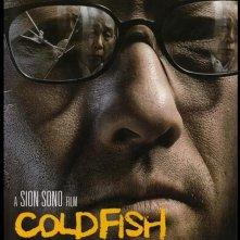 Locandina originale di Coldfish di Sion Sono.