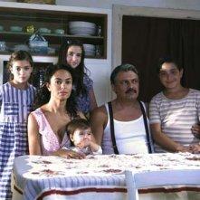 Maria Grazia Cucinotta in una scena del film Un giorno della vita