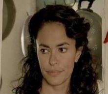 Maria Grazia Cucinotta nel film Un giorno della vita