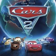 Nuovo poster per Cars 2