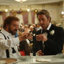 Paul Giamatti e Scott Speedman nel film Barney's Version
