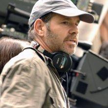 Richard J. Lewis sul set del suo Barney's Version.