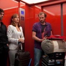Romain Duris e Vanessa Paradis in una scena del film Heartbreaker
