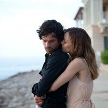 Romain Duris e Vanessa Paradis in una scena del romantico Heartbreaker