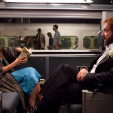 Rosamund Pike e Paul Giamatti in coppia per il film Barney's Version