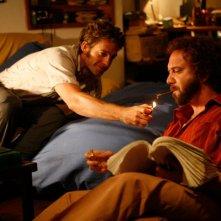 Scott Speedman e Paul Giamatti nel film Barney's Version