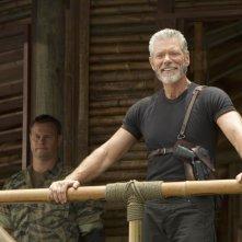 Stephen Lang è il comandante Nathaniel Taylor nel pilot della serie Terra Nova