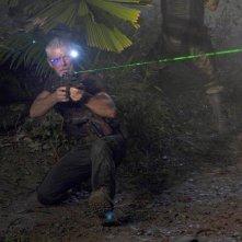 Stephen Lang è il comandante Nathaniel Taylor nella serie Terra Nova