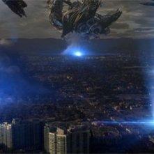 Un mostro alieno del film Skyline