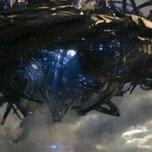 Una creatura aliena del film Skyline