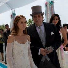 Vanessa Paradis e Jacques Frantz in una scena cruciale della commedia Heartbreaker