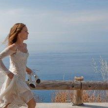 Vanessa Paradis in abito bianco per il film Heartbreaker