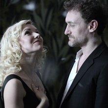 Sophie Quinton con Jean-Paul Rouve in una scena del film Poupoupidou