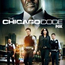 Uno dei poster della serie Fox The Chicago Code