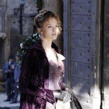 Francesca Cavallin interpreta Sophie nella fiction televisiva Rossella