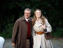 Giannini e la Cavallin sono Carlo Alberto Dalla Chiesa ed Emanuela Setti Carraro nella biopic dedicata al generale ucciso dalla mafia