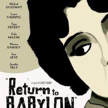 La locandina di Return to Babylon