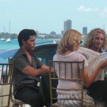 Maximiliano Hernando Bruno, Eleonora Albrecht e Vick C Ryan in Caribbean Basterds