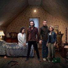 Un'immagine promozionale del cast della stagione 3 di Being Human