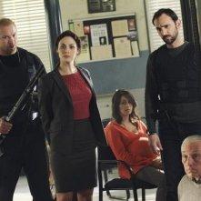 Una scena dell'episodio No Ordinary Detention di No Ordinary Family