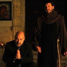 Antonio Resines in un'immagine del film La daga de Rasputín
