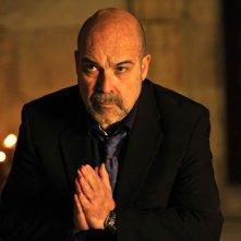 Antonio Resines, protagonista del film La daga de Rasputín