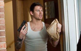Channing Tatum in una scena della commedia Il Dilemma