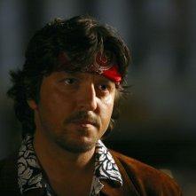 Ricky Memphis nella serie Caccia al re - La narcotici