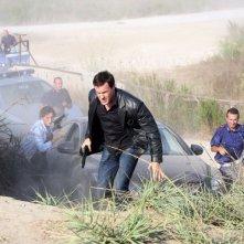 Gedeon Burkhard nella serie TV La narcotici