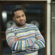 Malcolm-Jamal Warner nell'episodio Asian Population Studies di Community