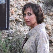María Barranco in una scena del film La daga de Rasputín