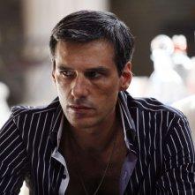 Stefano Dionisi nella serie Caccia al re - La narcotici