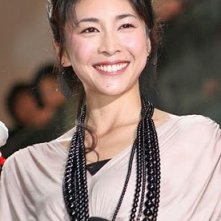 Yuko Takeuchi alla premiere giapponese del film 1,778 Stories of Me and My Wife