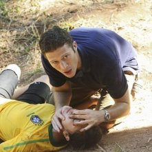 Zach Gilford nell'episodio Smile. Don't Kill Anyone di Off the Map