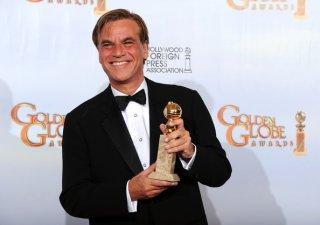 Aaron Sorkin premiato ai Golden Globes 2011 per la sceneggiatura di The Social Network