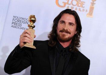 Christian Bale è il migliore attore non protagonista per il film The Fighter ai Golden Globes 2011