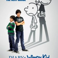 La locandina di Diary of a Wimpy Kid 2: Rodrick Rules