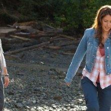Zac Efron e Amanda Crew insieme nel film Charlie St. Cloud