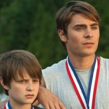 Zac Efron e Charlie Tahan fratelli nel film Charlie St. Cloud