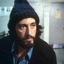 Al Pacino in una scena del film Serpico