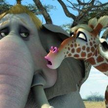 Angie e Gisella, protagoniste del film Animals United