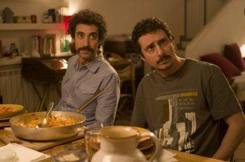 Luca e Paolo in un'immagine del film Immaturi
